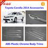 Toyota Innova 2015 2016 2 Colors Chrome Matte Black Inner Handle ...