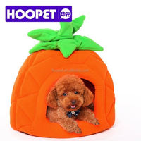 Pineapple shaped dog house strawberry pet bed