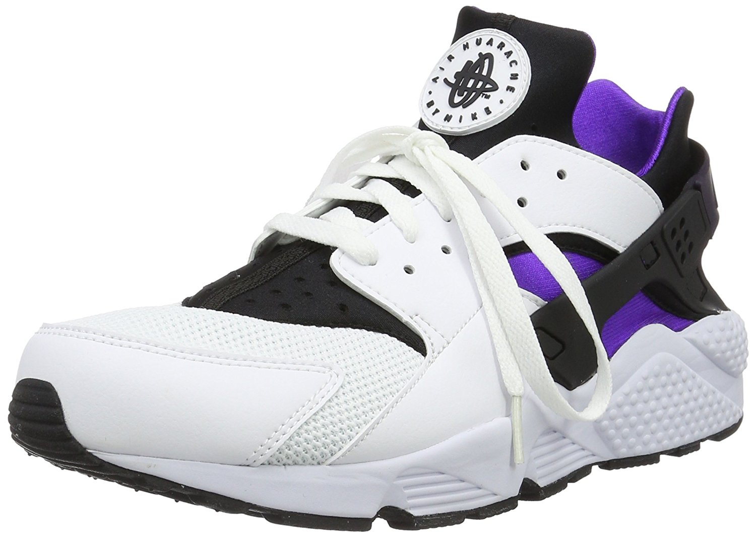 f805a0f2e2759 Get Quotations · Nike Men's Air Huarache Exclusive Flint Spin Fabric  Trainer Shoes