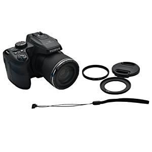 Navitech Lightweight Aluminium Tripod Compatible With The Fujifilm FinePix S9200//S9400W//Fujifilm FinePix S8600 New