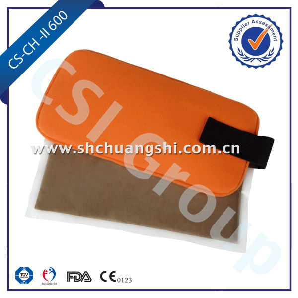 clay heating pads for personal care