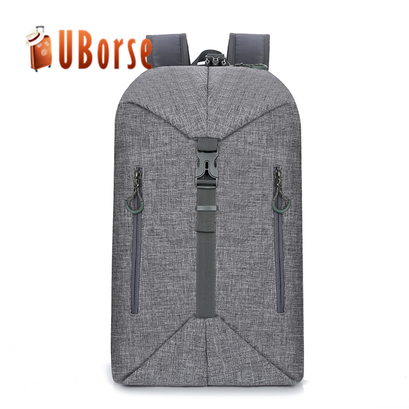 Nylon backpack men laptop bag women travel backpack kids fashion schoolbag
