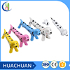plastic cute dog shaped pen animal promo pen