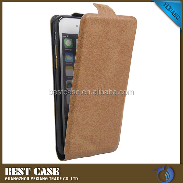 Ultra Slim Vertical Flip Cover Case For Vivo Y51 Best Quality Leather Case