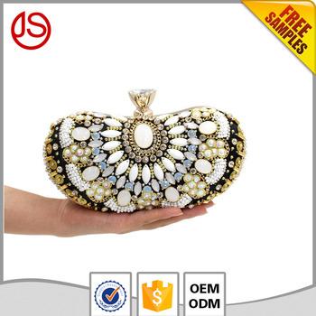 6c71c08f68c Wholesale Handbags Turkey Indian Watching Shoes and Bag Set Evening Clutch  Bags Rhinestone Purses