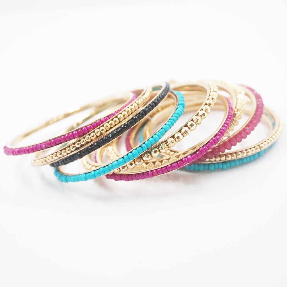 accessories product design bangle jewelry for women fashion brand butterfly bangles gold charm bracelets plated crown charms leaf ladies