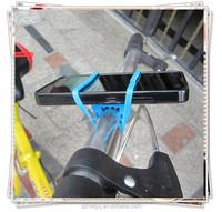 Elastic bike holder silicone bandage for bicycle