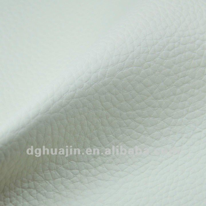 2012 white pvc sofa leather