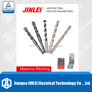 sds plus hammer drill bit and masonary drill bit for wood working
