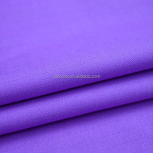 270 cotton polyester CVC 60/40 conductive electric fabric antistatic free fabric