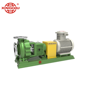 Trade Assurance Non-leakage Magnetic Drive Centrifugal Chemical Process Pump