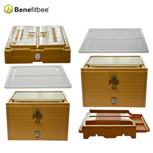 Agriculture Equipment Plastic Bee Hives Langstroth Plastic Beehive For Apis Mellifera
