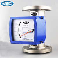 DH250 series variable area metal tube flowmeter for natural gas