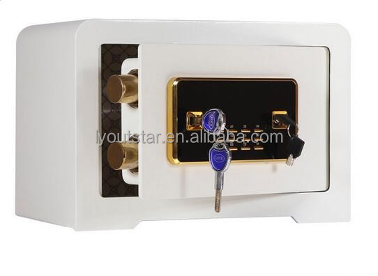 High security lock iron home safes portable security Safe Deposit Box