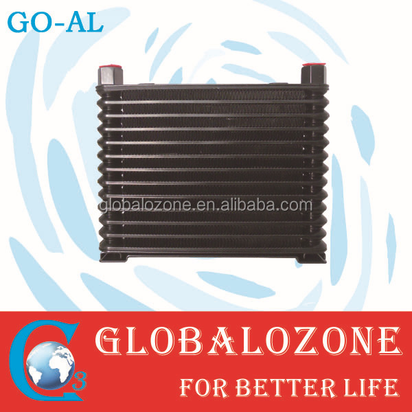 air cooled chiller condenser