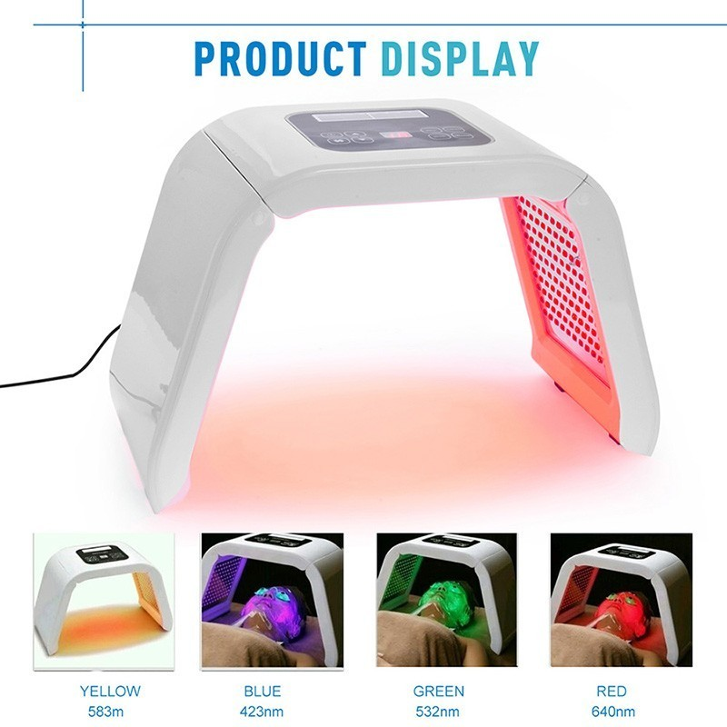 2017 New Beauty Equipment Infrared Led Light Therapy For
