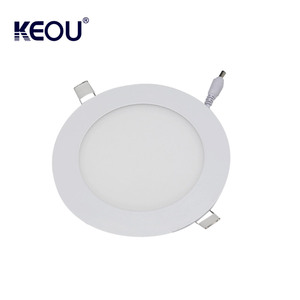 ultra thin led panel light, small led round/square recessed light , led round ceiling downlight 3w 4w 6w 9w 12w 15w 18w 24w