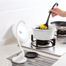 creative kitchen spoon lovely special design elegant swan ladle