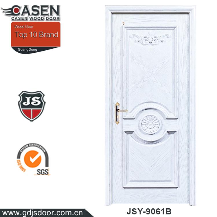 Fashion Exterior Oak Veneer Door Treatment Fire Rated Timber Door