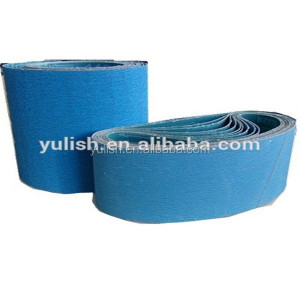 Deerfos resin bond diamond sanding belt