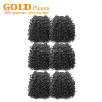 Noble Gold Best Selling Hair Synthetic Braiding Hair Extension Suppliers From China