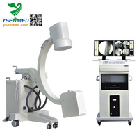 Mobile Digital High Frequency Medical Radiology X Ray Machine C Arm Fluoroscopy Equipment Accessories