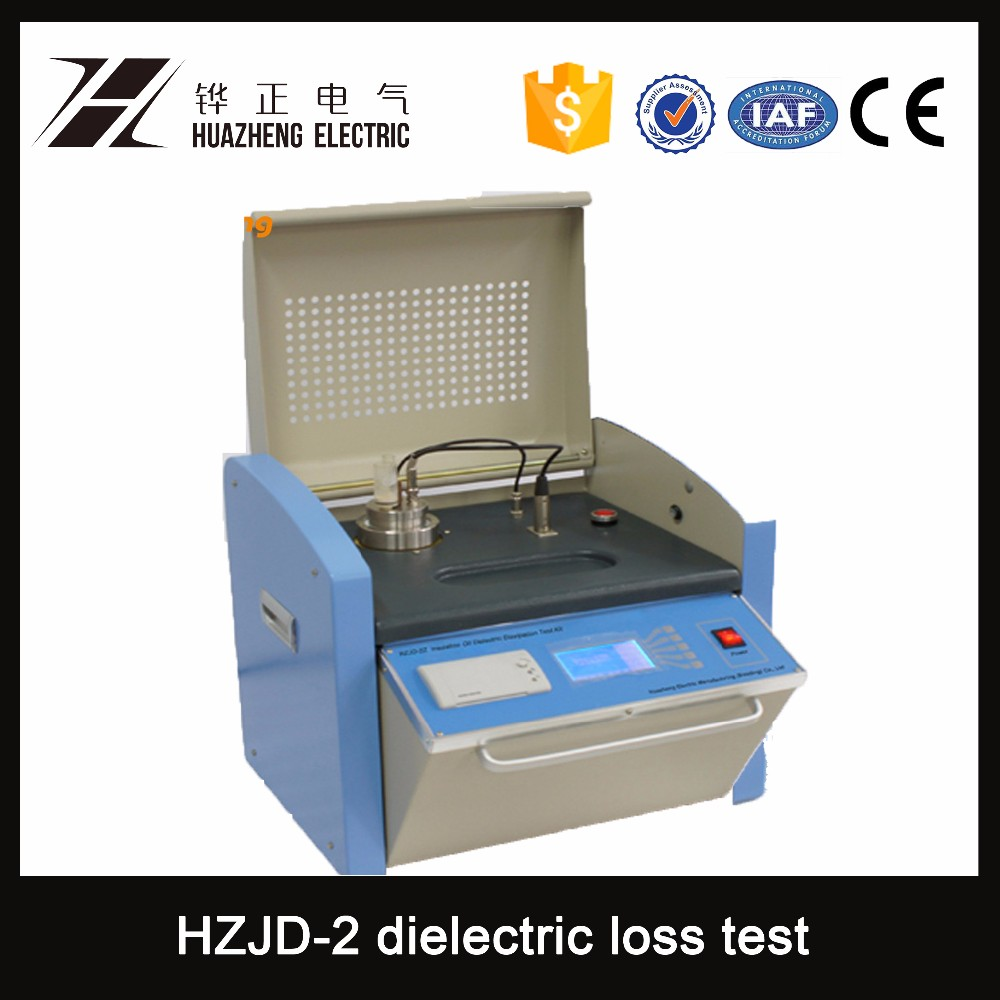 HZJD-2 Oil Transformer Tangent Delta <strong>Tester</strong> with best price