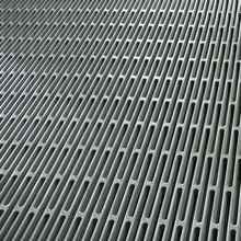 aluminum perforated slotted hole metal sheet panels / aluminum lattice panels