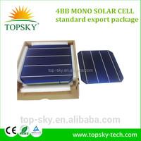2016 monocrystalline panel solar cell 156x156 photovoltaic solar energy products mini solar cell flexible solar cell