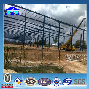 Prefab Steel Structure Industrial Houses, buildings