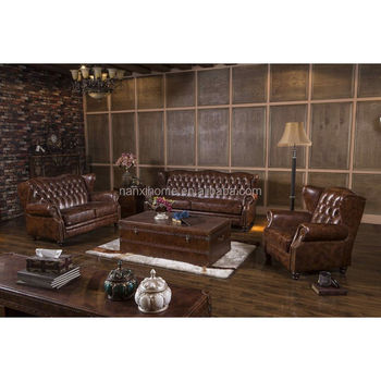 American Retro Style Royal Furniture Old Fashioned Genuine Antique