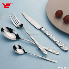 International stainless steel fancy cutlery