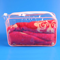 Bedding packaging bag /plastic bedding bags /plastic bag for packing bed sheet