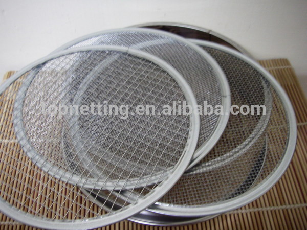 Garden Sieve,Stainless Steel Strainer Mesh,Filter Screen ...