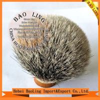 Badger Hair Shaving Brush With Stand Holder Male Face Beard Shaving Kit Soap Bowl Blaireau Brush Men's Shaving Razor Set