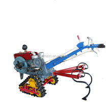 New arrival 12hp mini crawler farm tractor with all kinds of attachments,multi-purpose farm mini tractor
