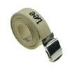 Fashion casual cotton braided belt for men and women designer braided belts
