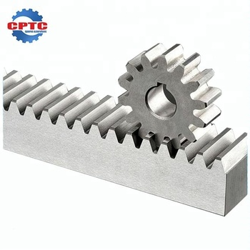 Factory Price M5/ M8 Hoist Parts Rack and Pinion