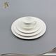 20 piece everyday white porcelain dinner set with high quality for germany ceramics dinnerware