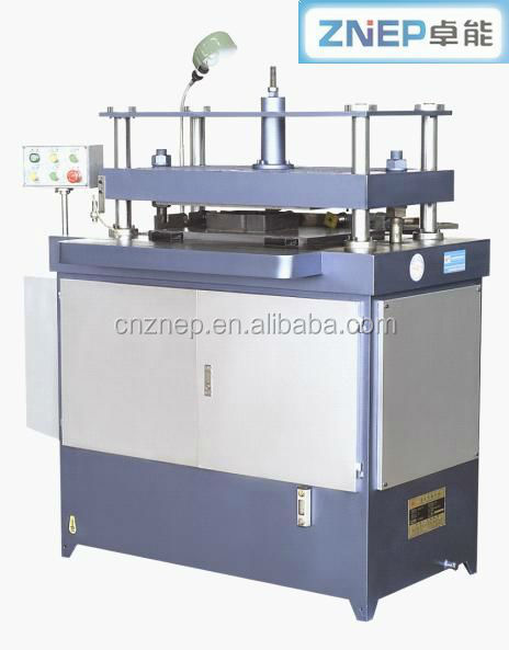 ZNMQ-170 Inexpensive but nice quality Hydrulic Envelope Die Cutting Machine