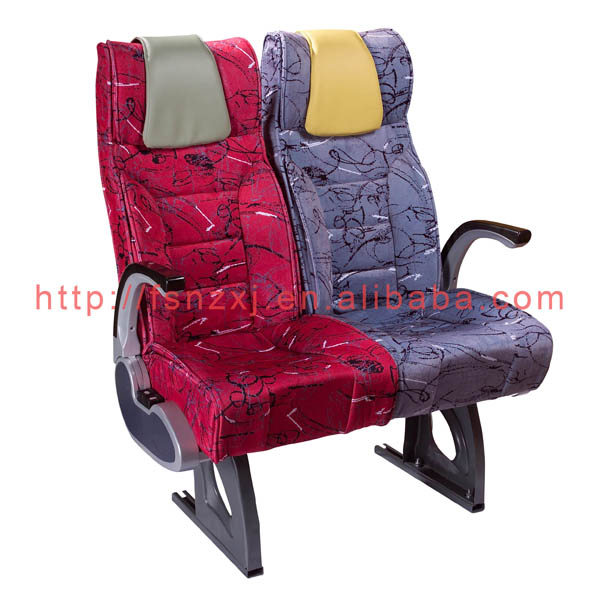 Fireproof fabric passenger ferry boats seat for sale