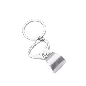 Customized Personalized Funny Stainless Steel Bottle Opener keychain