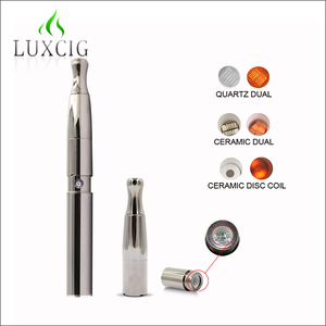 Electronic wax vaporizer puffco vape pen ego pro wax concentrate burning device atomizer e solid attachment wax oil e cig vape