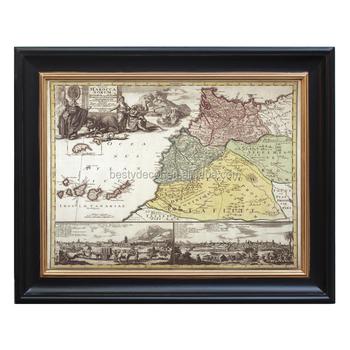 европейский стиль старый картина деревянная рамка для украшения