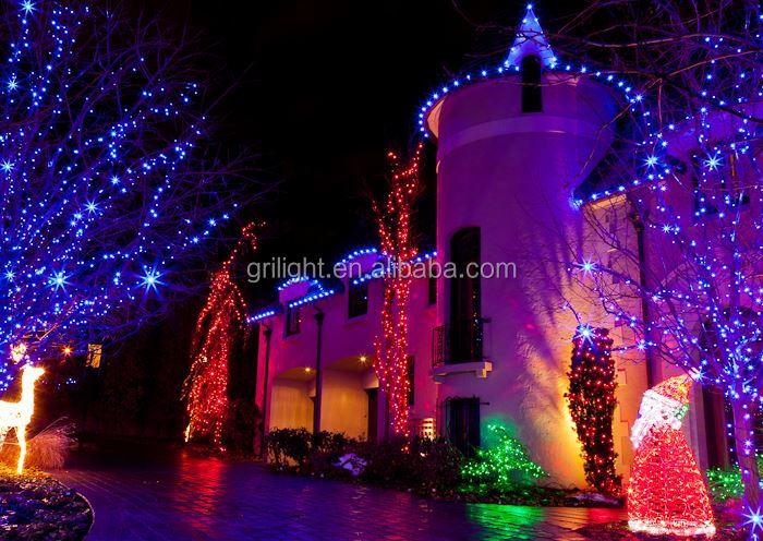 ws2812b digital led strip addressable 50 meter led rope light led christmas light - Led Rope Christmas Lights