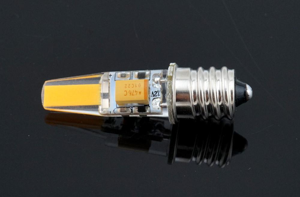 12v E12 Led Light Bulb 2w Omni Directional Candelabra Bulb