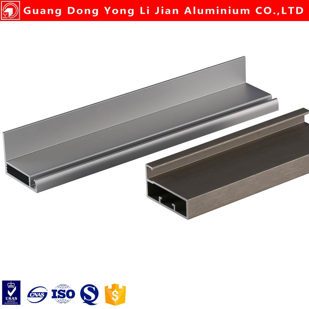 high quality industry aluminum extrusion solar panel frame