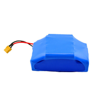 NEW 36V 48V 4400mah rechargeable lithium ion battery pack replacement for electric self balancing scooter hoverboard