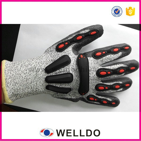 High Quality Hand protection safety gloves