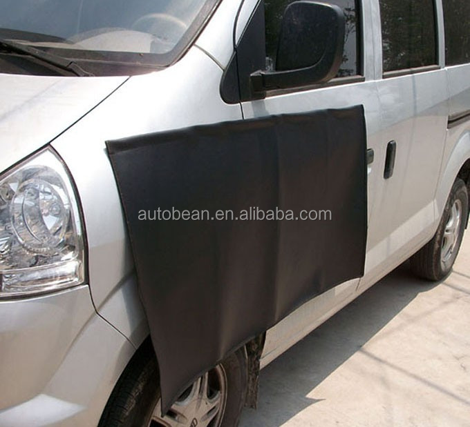 Magnetic fender cover protector front rear automotive custom fender covers